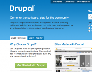 Drupal Featured Image
