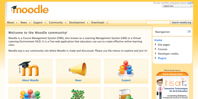 Moodle Featured Image