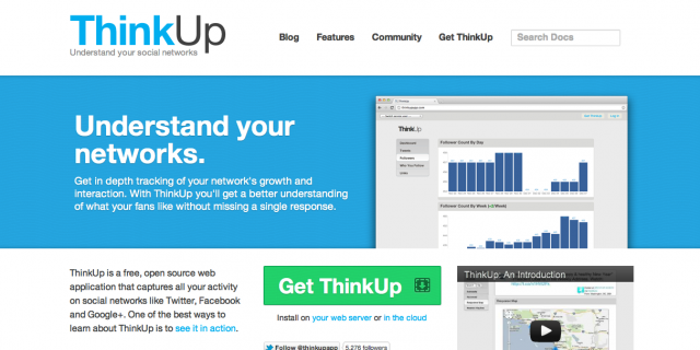 ThinkUp Featured Image