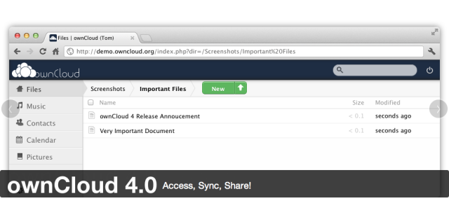 ownCloud Featured Image