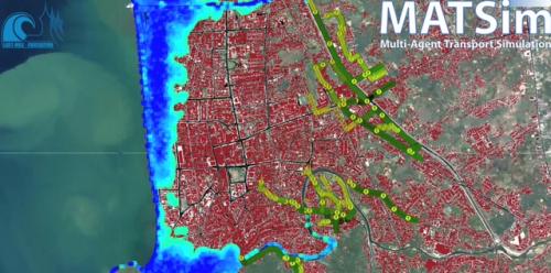 MATSim - Padang